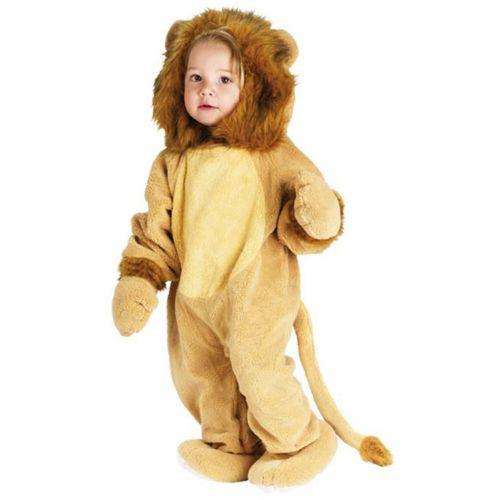 Cuddly Lion Costume - Toddler