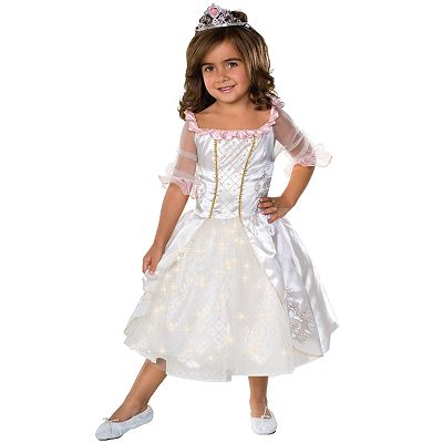 Fiber Optic Fairy Tale Princess Costume - Kids