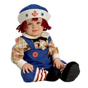 Yarn Babies Ragamuffin Sailor Costume - Toddler