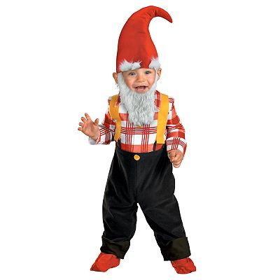 Garden Gnome Costume - Toddler