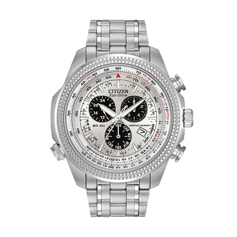 Cheap Citizen Watch Men S Eco Drive Stainless Steel
