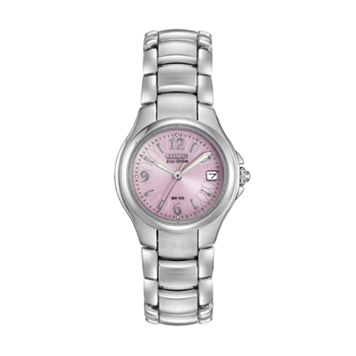 Citizen Eco-Drive Women's Silhouette Sport Stainless Steel Watch - EW1170-51X