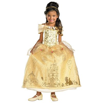 Disney Belle Costume - Toddler