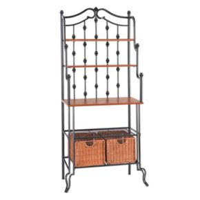 Saint Pierre Baker's Rack