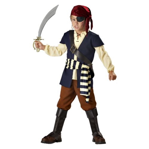 Pirate Mate Costume - Kids