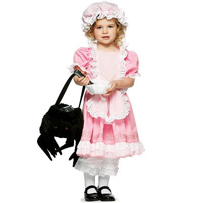 Little Miss Muffet Costume - Toddlers