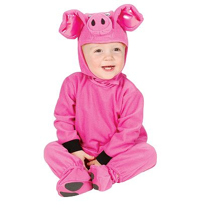 Little Pig Costume - Toddler