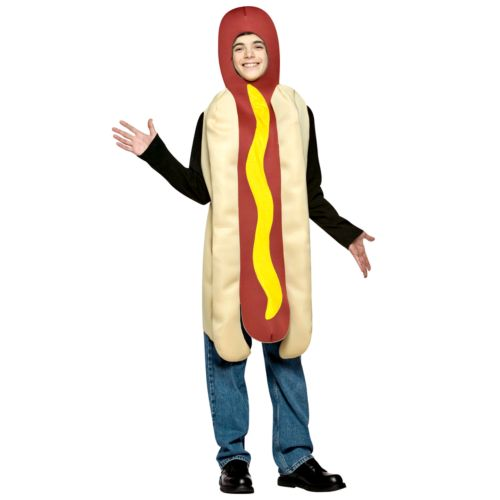 Hot Dog Costume - Kids