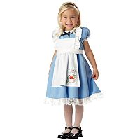 Li'l Alice in Wonderland Costume - Girls 4-6