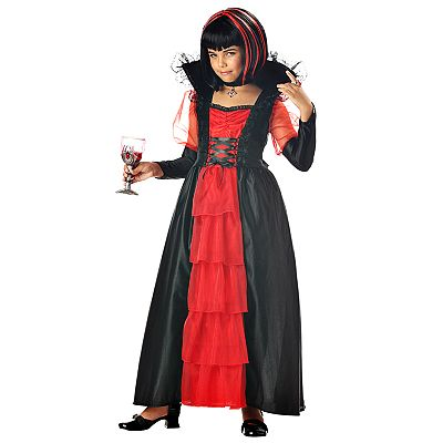 Regal Vampire Costume - Kids