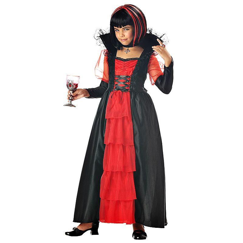 Regal Vampire Costume - Kids