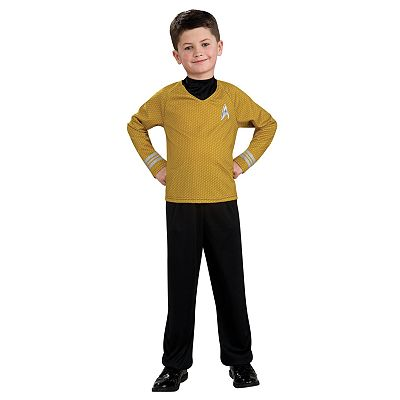 Star Trek Captain Kirk Costume - Kids