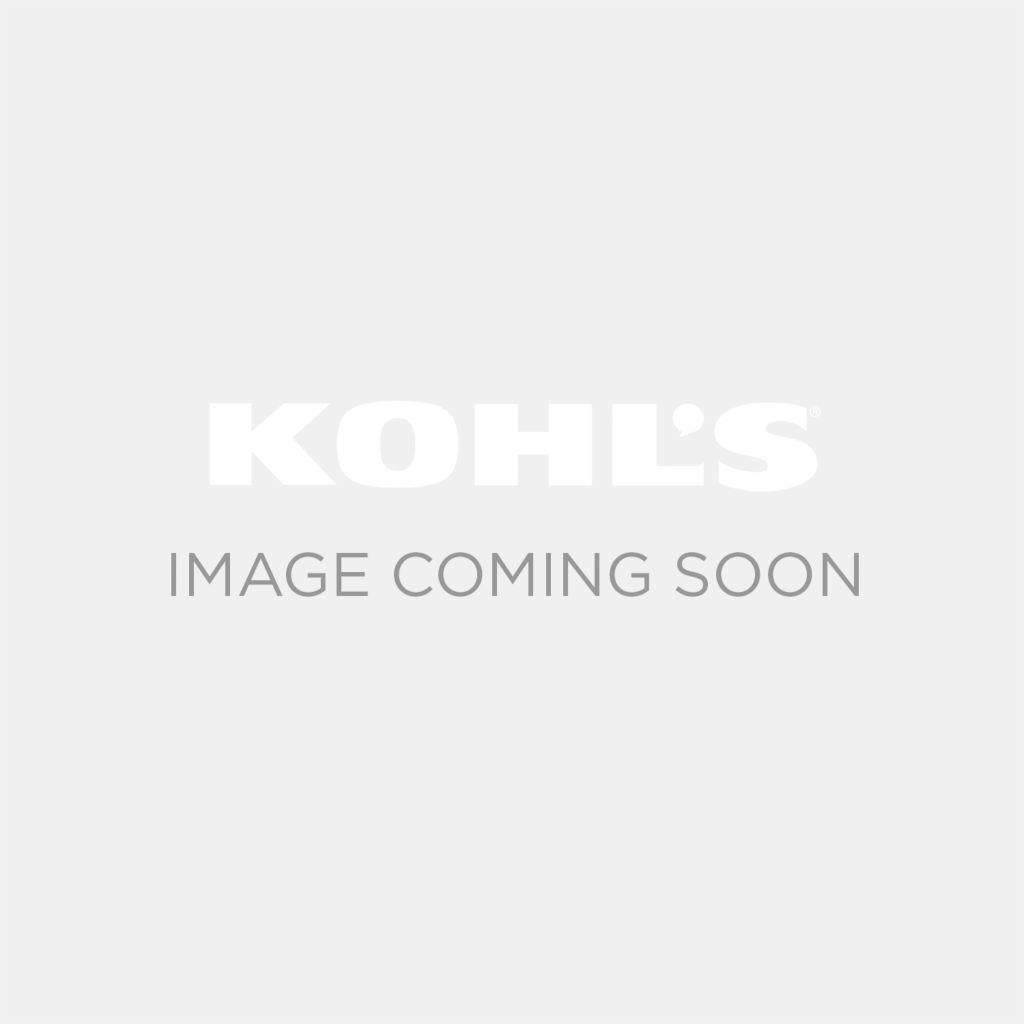 Amanti Art Madison Black Wood Modern Wall Mirror