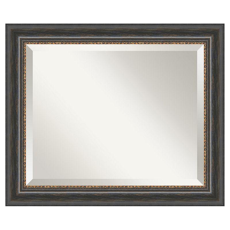 Amanti Art Tuscan Rustic 24 x 20 Wall Mirror
