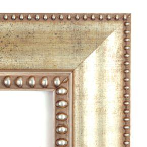 Amanti Art Astoria Large Champagne Finish Wood Wall Mirror