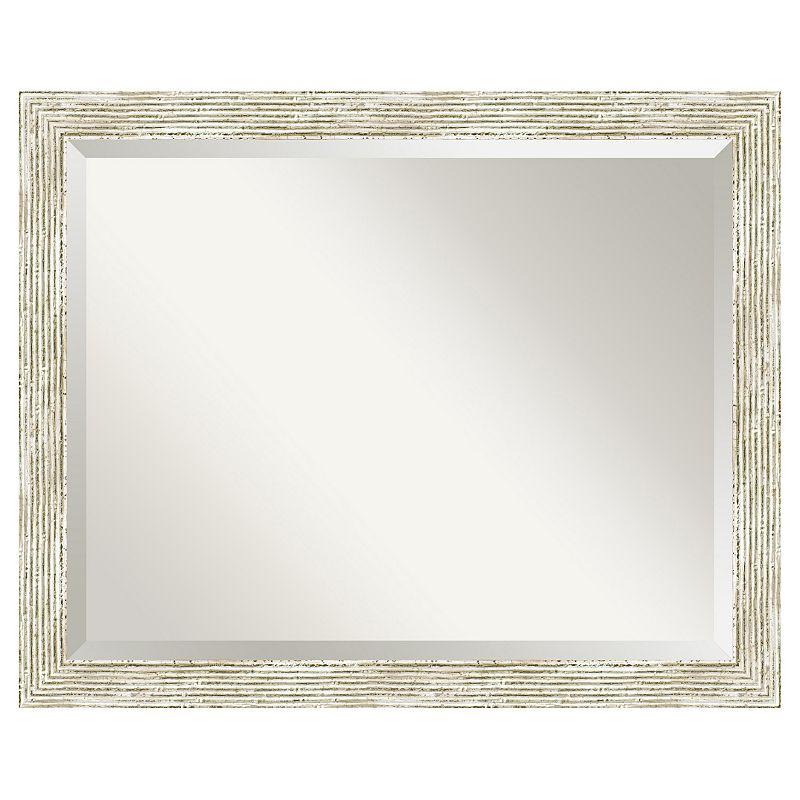 Amanti Art Cape Cod 31 1/2 x 25 1/2 Wall Mirror
