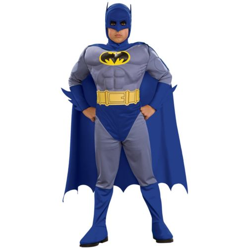 Batman Brave and Bold Muscle Costume - Kids