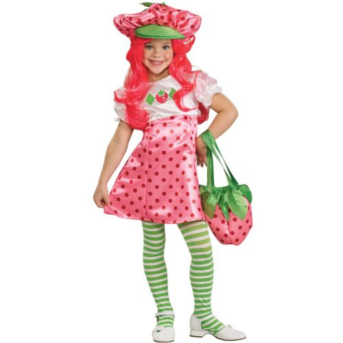 Strawberry Shortcake Deluxe Costume