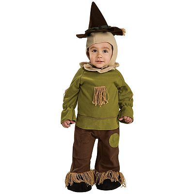 The Wizard of Oz Scarecrow Costume - Baby
