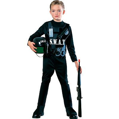S.W.A.T. Team Costume - Kids