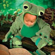 Striped Frog Costume - Baby/Toddler