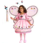 Cupcake Fairy Costume - Kids