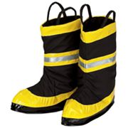 Jr. Fire Chief Costume Boots