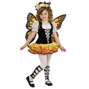 Monarch Butterfly Costume - Kids
