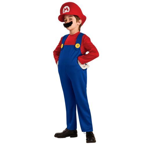 Nintendo Mario Costume - Kids