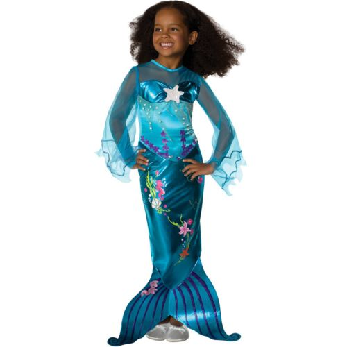 Magical Mermaid Costume - Toddlers