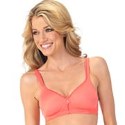 Vanity Fair Body Caress Full-Coverage Wire-Free Bra - 72335