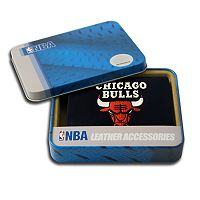 Chicago Bulls Leather Bifold Wallet