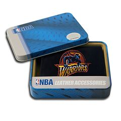 Golden State Warriors Bifold Wallet