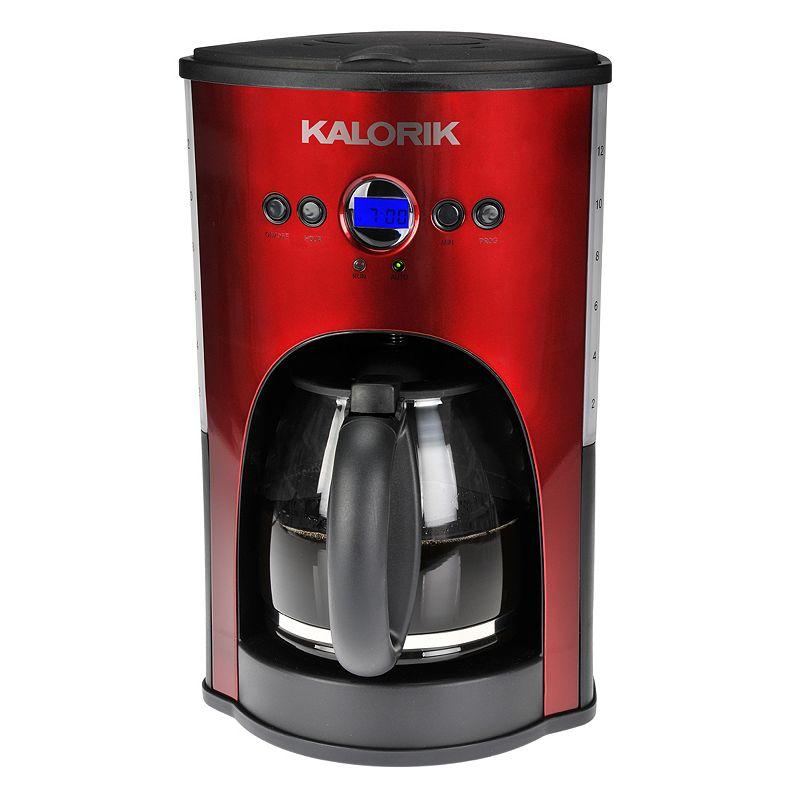 Programmable Coffee Maker Kohl s