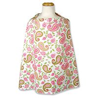 Trend Lab Paisley Nursing Cover