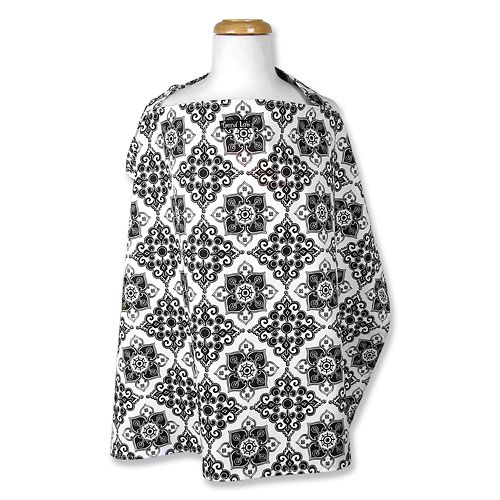 Trend Lab Versailles Scroll Nursing Cover