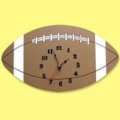 Trend Lab®Football Wall Clock