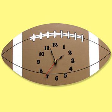 Trend Lab®Football Wall Clock