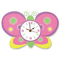 Trend Lab®Butterfly Wall Clock