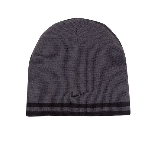 Boys 8-20 Nike Reversible Striped Beanie Hat ade08347582