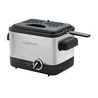 Cuisinart® Compact Deep Fryer
