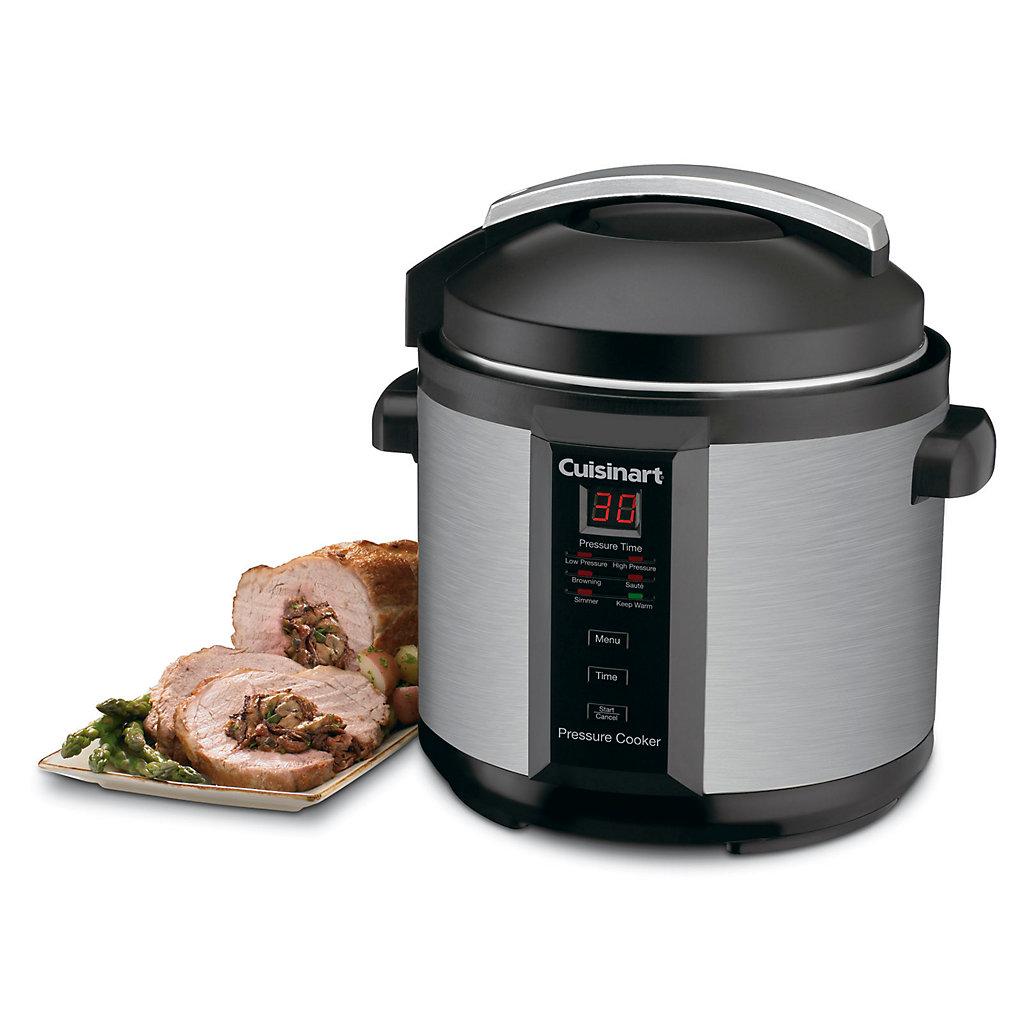 Cuisinart® Electric Pressure Cooker