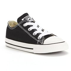 Converse Shoes Black