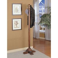 Woodbury Mahagony Coat Rack