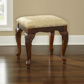 Jamestown Landing Upholstered Bench