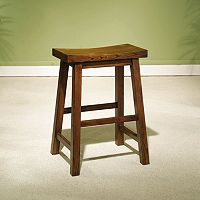 Honey Brown Counter Stool