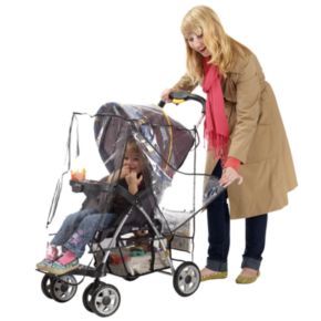 J is for Jeep Deluxe Stroller Weather Shield