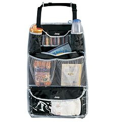 J is for Jeep Backseat Organizer by