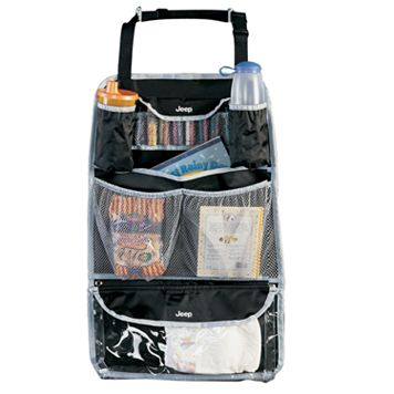 J is for Jeep Backseat Organizer