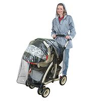 J is for Jeep Travel System Weather Shield